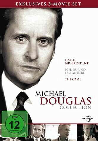 DVD »Michael Douglas Collection (3 Discs)«