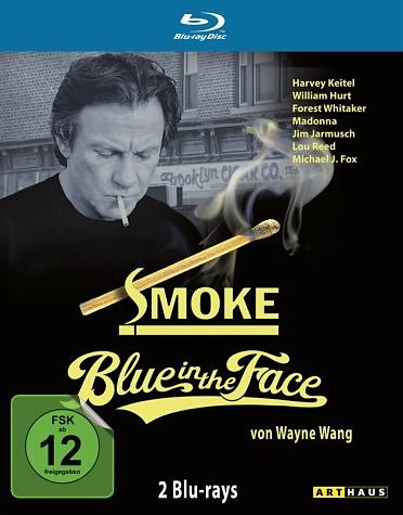 Blu-ray »Smoke / Blue in the Face (2 Discs)«