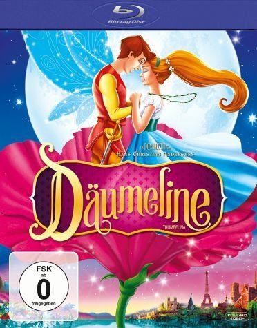 Blu-ray »Däumeline«