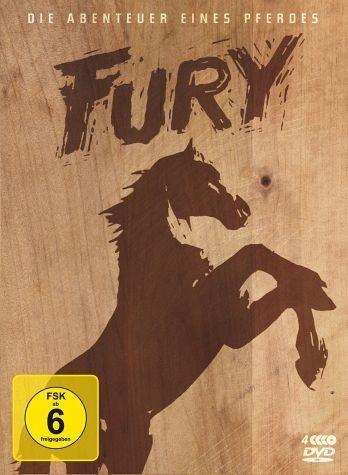 DVD »Fury (4 Discs)«