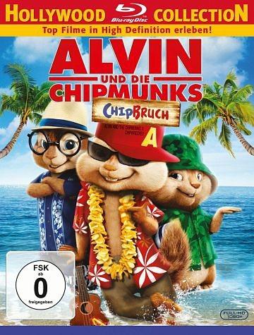 Blu-ray »Alvin und die Chipmunks: Chipbruch«