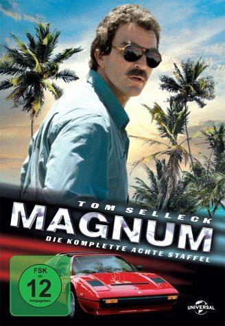 DVD »Magnum - Season 8 (3 DVDs)«