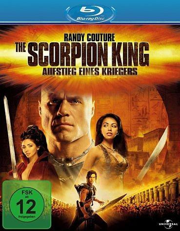 Blu-ray »The Scorpion King - Aufstieg eines Kriegers«