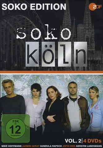 DVD »Soko Edition - Soko Köln, Vol. 2 (4 Discs)«