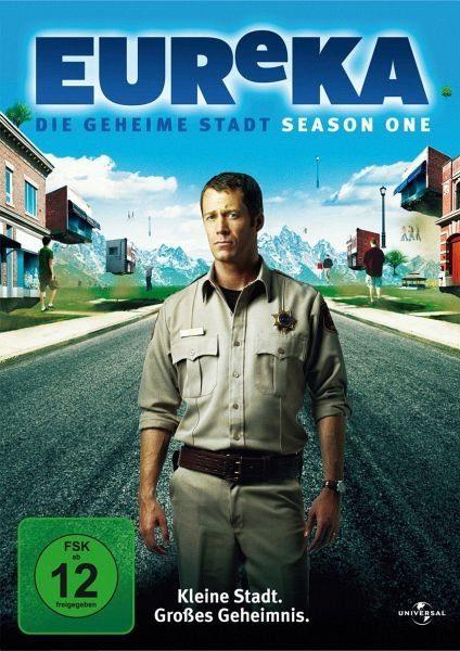 DVD »EUReKA - Die geheime Stadt, Season One (3 Discs)«