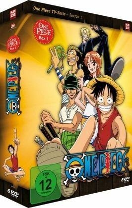 DVD »One Piece - Die TV Serie - Box Vol. 1«