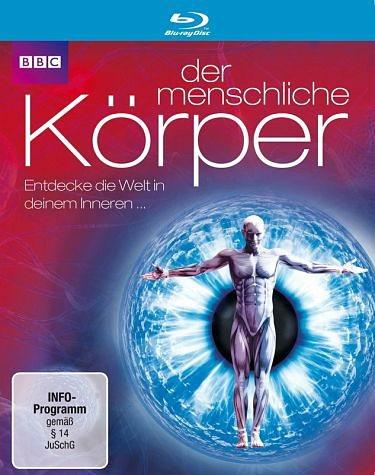 Blu-ray »Der menschliche Körper - Entdecke die Welt in...«