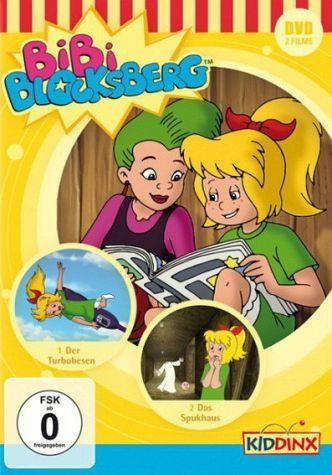 DVD »Bibi Blocksberg - Der Turbobesen / Hexerei im...«