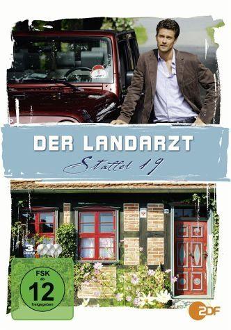 DVD »Der Landarzt - Staffel 19 (3 Discs)«