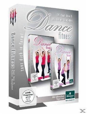 DVD »Dance fitness - Sonderedition Teil 1 + 2 - 2...«
