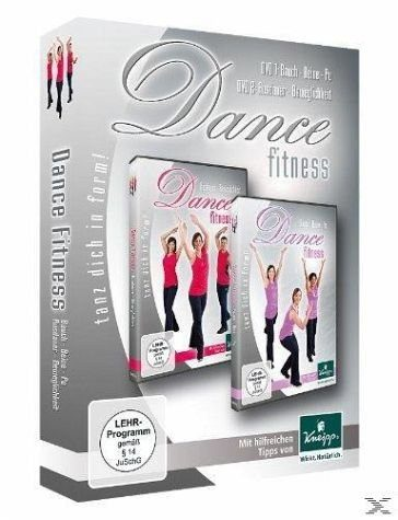 DVD »Dance fitness - Sonderedition Teil 1 + 2 - 2...«