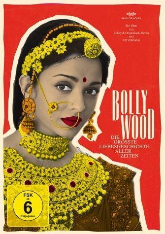 DVD »Bollywood - Die größte Liebesgeschichte aller...«