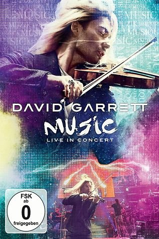 DVD »Music Live In Concert«