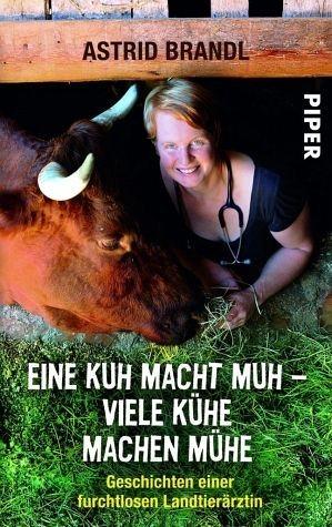Broschiertes Buch »Eine Kuh macht muh - viele Kühe machen Mühe«