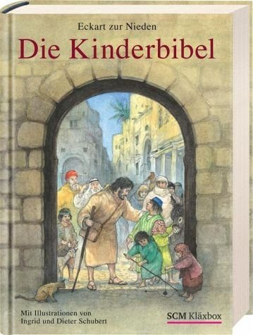 Gebundenes Buch »Die Kinderbibel - Sonderausgabe«
