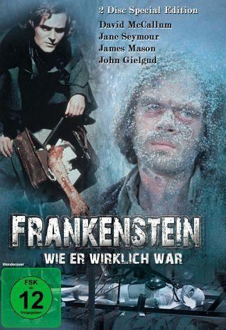 DVD »Frankenstein - Wie er wirklich war (Special...«