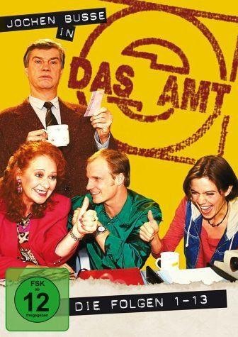 DVD »Das Amt - Die Folgen 1-13 (2 Discs)«