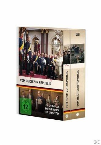 DVD »Vom Reich zur Republik Gesamtbox DVD-Box«