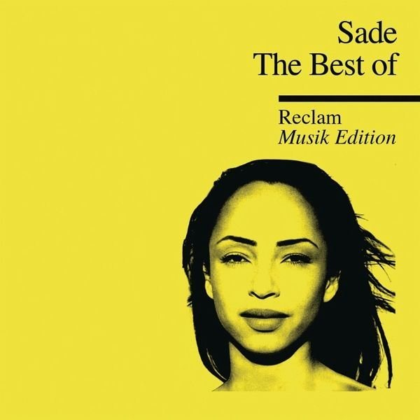 Audio CD »Sade: All Time Best-Reclam Musik Edition 26«