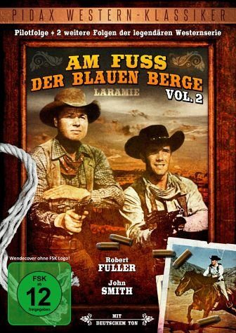 DVD »Am Fuß der blauen Berge - Vol. 2«