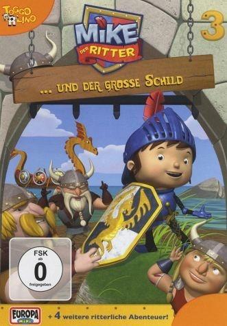DVD »Mike, der Ritter... und der große Schild«