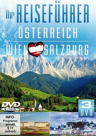 DVD »Ihr Reiseführer - Österreich: Wien, Salzburg...«