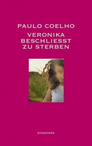 Buch mit Leinen-Einband »Veronika beschließt zu sterben«