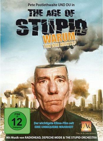 DVD »Age of Stupid - Warum tun wir nichts«