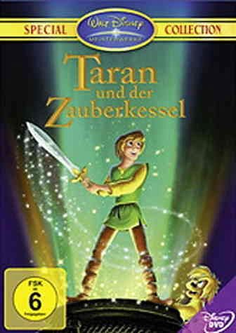 DVD »Taran und der Zauberkessel (Special Collection)«