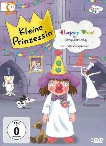 DVD »Kleine Prinzessin - Happy Box (2 Discs)«