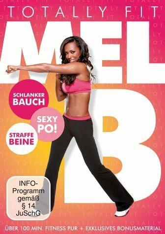 DVD »Mel B. - Totally Fit«