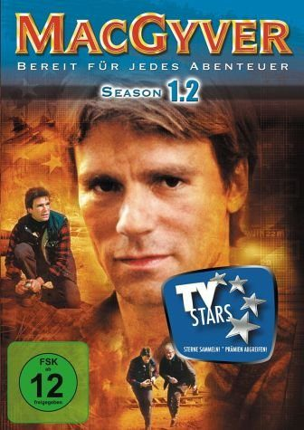 DVD »MacGyver - Season 1, Vol. 2 (3 Discs)«
