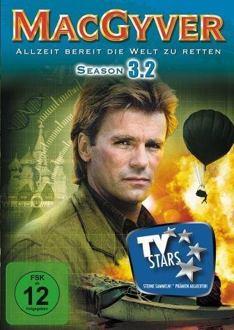 DVD »MacGyver - Season 3, Vol. 2 (3 Discs)«