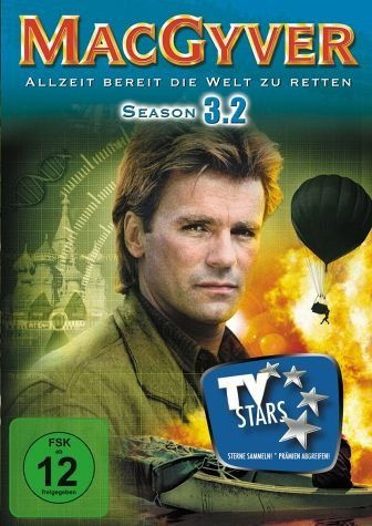 DVD »MacGyver - Season 3, Vol. 2 (3 Discs)«