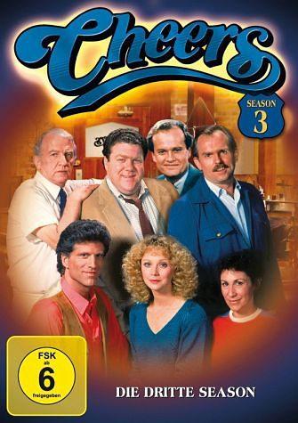 DVD »Cheers - Die dritte Season (4 Discs)«