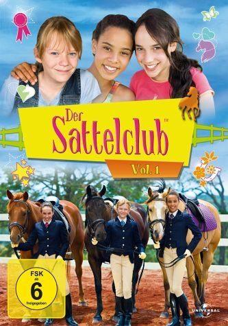DVD »Der Sattelclub, Vol. 1«