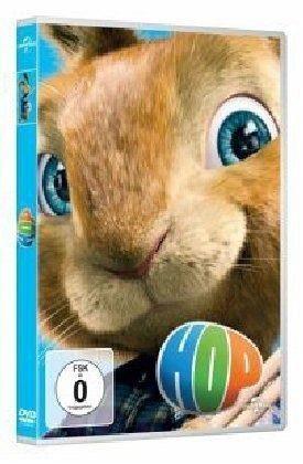 DVD »Hop - Osterhase oder Superstar, 1 DVD«