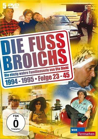 DVD »Die Fussbroichs - 2. Staffel (Folgen 23-45) (5...«