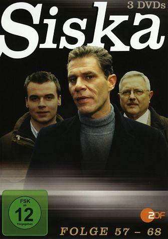 DVD »Siska (Folge 57-68) (3 DVDs)«