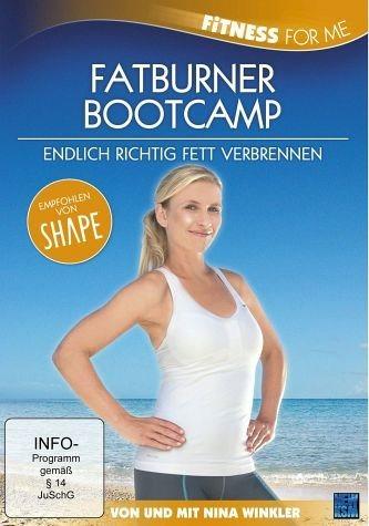DVD »Fatburner Bootcamp«