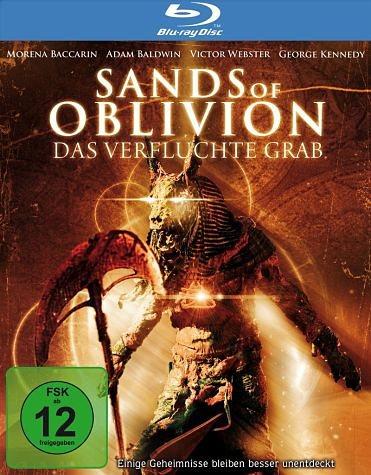 Blu-ray »Sands of Oblivion - Das verfluchte Grab«