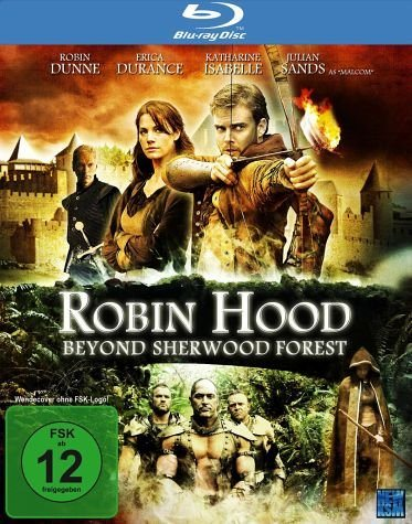 Blu-ray »Robin Hood - Beyond Sherwood Forest«