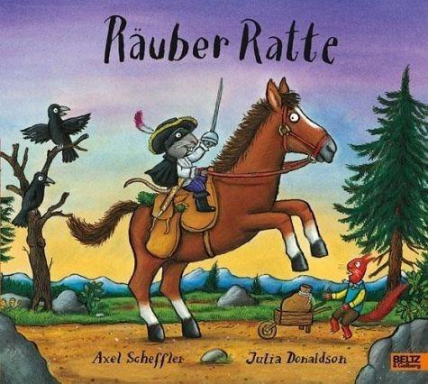 Gebundenes Buch »Räuber Ratte«