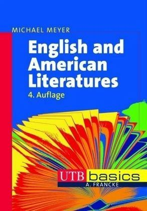 Broschiertes Buch »English and American Literatures«