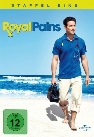 DVD »Royal Pains - Staffel eins (4 Discs)«