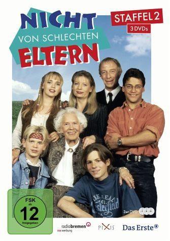 DVD »Nicht von schlechten Eltern - Staffel 2 (3 Discs)«