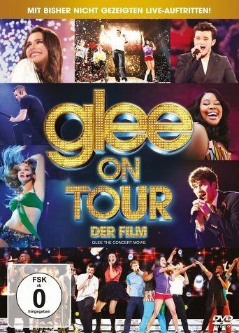 DVD »Glee on Tour - Der Film«