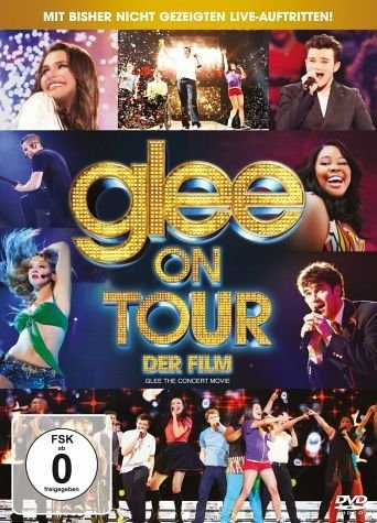 DVD »Glee on Tour - Der Film«