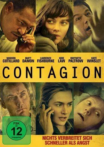 DVD »Contagion«