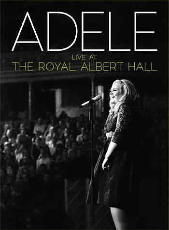 Blu-ray »Adele - Live at the Royal Albert Hall (+...«